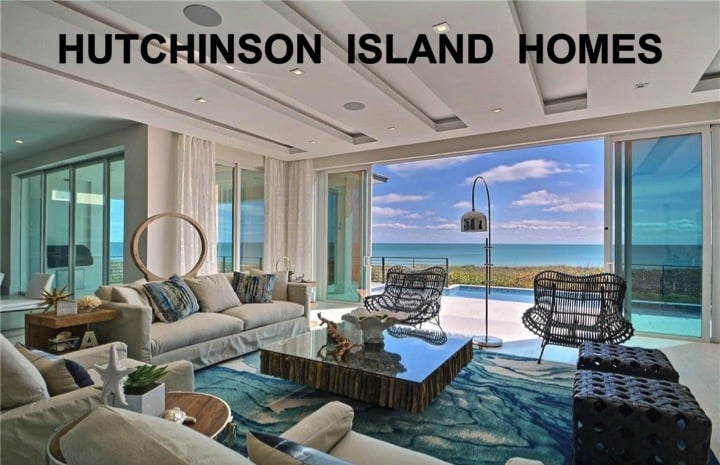 hutchinson island homes for sale-luxury to affordable real estate for sale
