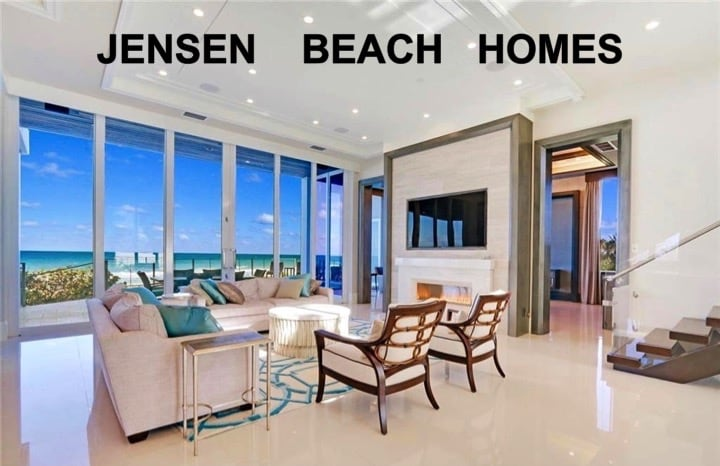 jensen beach oceanfront waterfront homes for sale